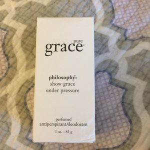 Philosophy pure grace deodorant